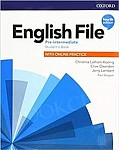 English File Pre-Intermediate (4th Edition) Workbook without Key