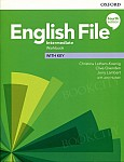 English File Intermediate (4th Edition) Workbook with Key
