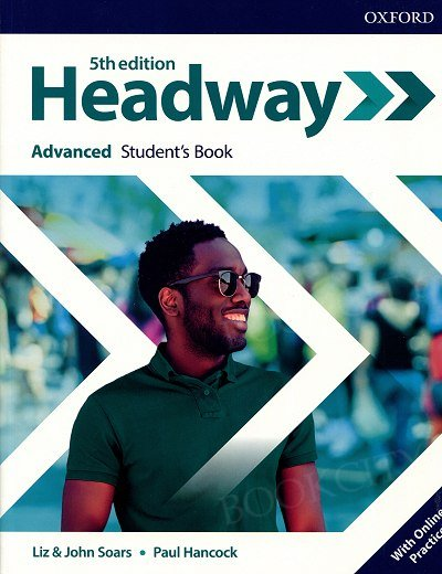 Headway (5th Edition) Advanced Student's Book with Online Practice