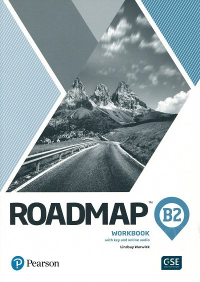 Roadmap B2 Workbook with Key and Online Audio