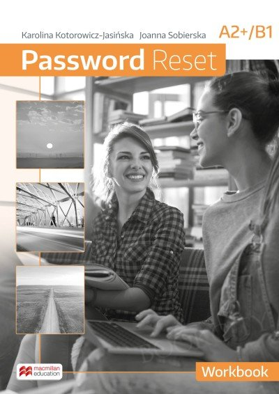 Password Reset A2+/B1 ćwiczenia