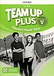 Team Up Plus klasa 5 Teacher's Power Pack