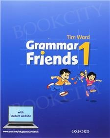 Grammar Friends 1 Student's Book Pack with Student Website