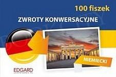 Niemiecki 100 Fiszek Zwroty konwersacyjne Fiszki + mp3 online