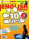 English Matters - Magazyn dla uczących się języka angielskiego