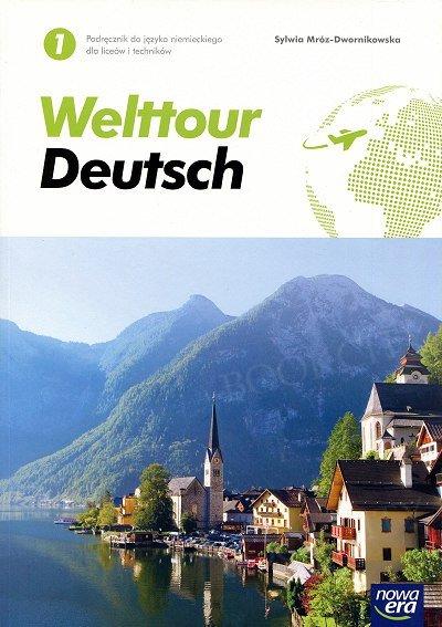 Welttour Deutsch 1 podręcznik