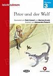 Peter und der Wolf Książka + audio online