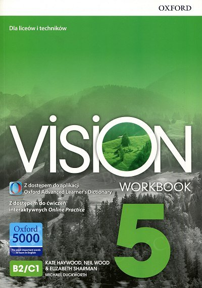 Vision 5 Ćwiczenia Pack