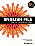 English File Upper Intermediate (3rd Edition) (2014) Student's Book