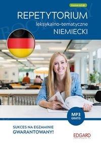 Niemiecki. Repetytorium leksykalno-tematyczne A2-B1 Książka + mp3 online