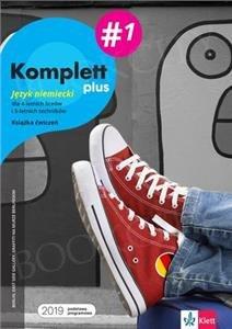 Komplett 1 (Reforma 2019) Ćwiczenia +CD