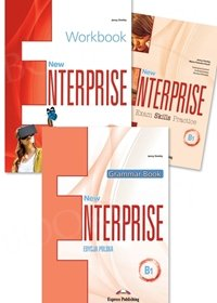 New Enterprise B1 Workbook Practice Pack (6 komponentów)