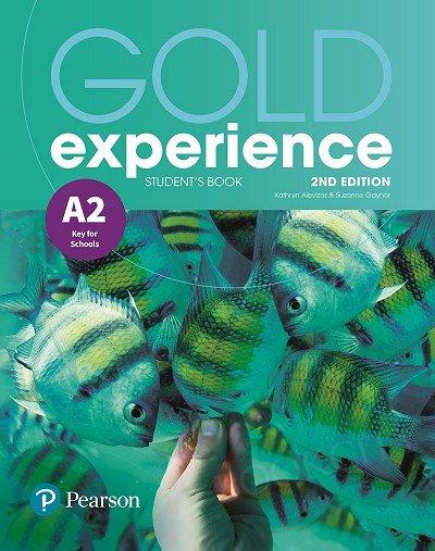 Gold Experience A2 podręcznik