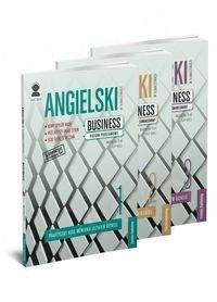 Angielski w tłumaczeniach. Business Część 1-3 3 X Książka + audio mp3