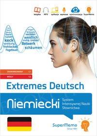 Extremes Deutsch Niemiecki System Intensywnej Nauki Słownictwa (poziom zaawansowany C1 i biegły C2) Książka + kod dostępu