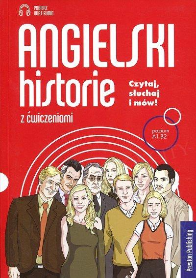 Angielski historie z ćwiczeniami Książka + mp3 online