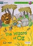 Czytam po angielsku The Wonderful Wizard of Oz / Czarnoksiężnik z krainy Oz Książka + mp3