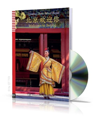 Welcome to Beijing Książka + CD