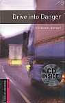 Drive into Danger Book with Audio CD