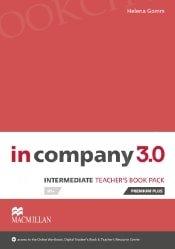 In Company 3.0 Intermediate Książka nauczyciela + kod online (wersja premium)
