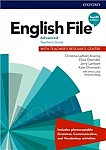 English File Advanced (4th Edition) Teacher's Guide with Teacher's Resource Centre