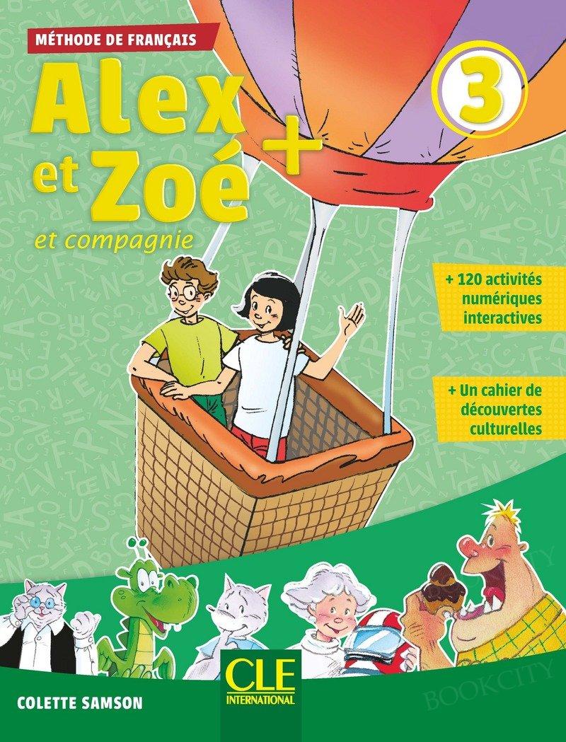 Alex et Zoe plus 3 podręcznik