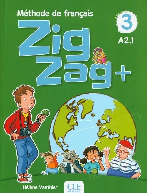 ZigZag+ 3 A2.1 podręcznik