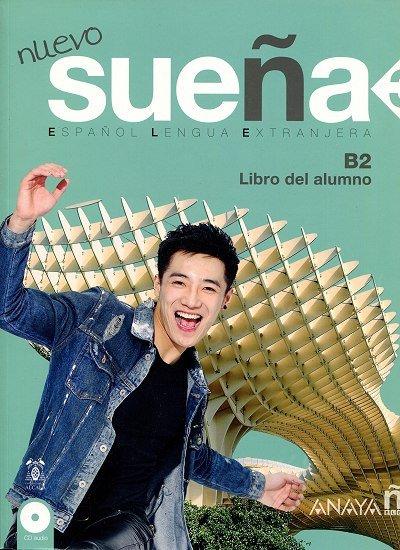 Nuevo Suena 3 B2 podręcznik