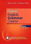 Oxford English Grammar Course Basic Book with key and Interactive e-book
