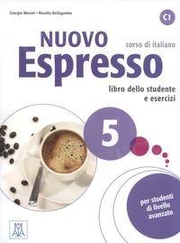 Nuovo Espresso 5 Podręcznik + Ćwiczenia + CD