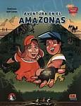 Aventura en el Amazonas Książka