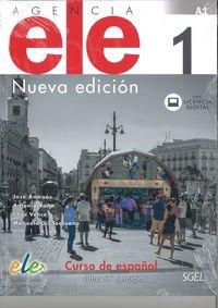 Agencia ELE Nueva edición 1 Ćwiczenia + audio online