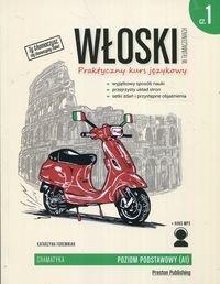Włoski w tłumaczeniach. Gramatyka 1 Książka + mp3 online