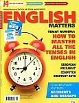 English Matters - Magazyn dla uczących się języka angielskiego numer 82 - maj - czerwiec 2020