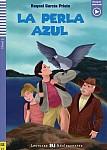 La Perla Azul Książka + audio mp3