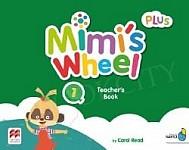 Mimi's Wheel 1 Książka nauczyciela + kod do NAVIO (wer. PLUS)
