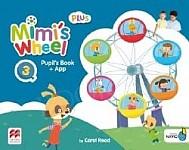 Mimi's Wheel 3 Książka ucznia + kod do NAVIO (wer. PLUS)