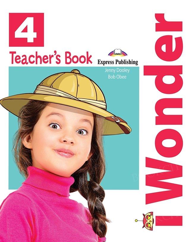 I Wonder 4 Teacher's Book + Posters