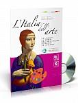 L'Italia dell'arte Książka + CD