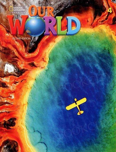 Our World 2nd Edition Level 4 podręcznik