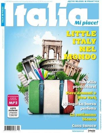 Italia mi piace nr 28 październik/grudzień 2020