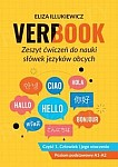 Verbook Zeszyt ćwiczeń do nauki słówek języków obcych. Część 1 Człowiek i jego otoczenie Książka