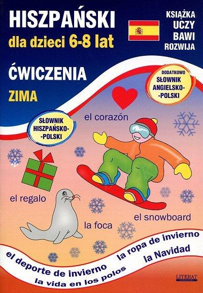 Hiszpański dla dzieci 6-8 lat Zima