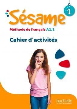 Sésame 1 Ćwiczenia + audio online
