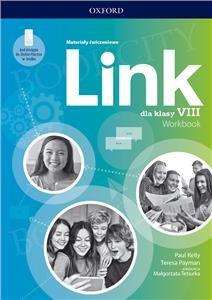 Link dla klasy VIII Materiały ćwiczeniowe z dostępem do Online Practice