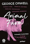 Animal Farm  Folwark zwierzęcy w wersji do nauki angielskiego Książka + mp3 online