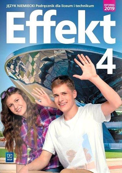 Effekt 4 Podręcznik + kod QR