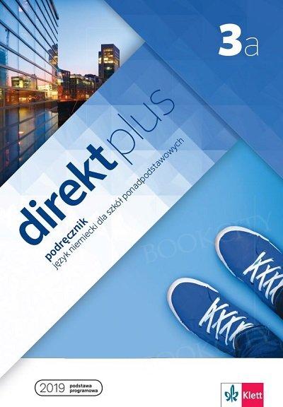 Direkt plus 3a Podręcznik + CD