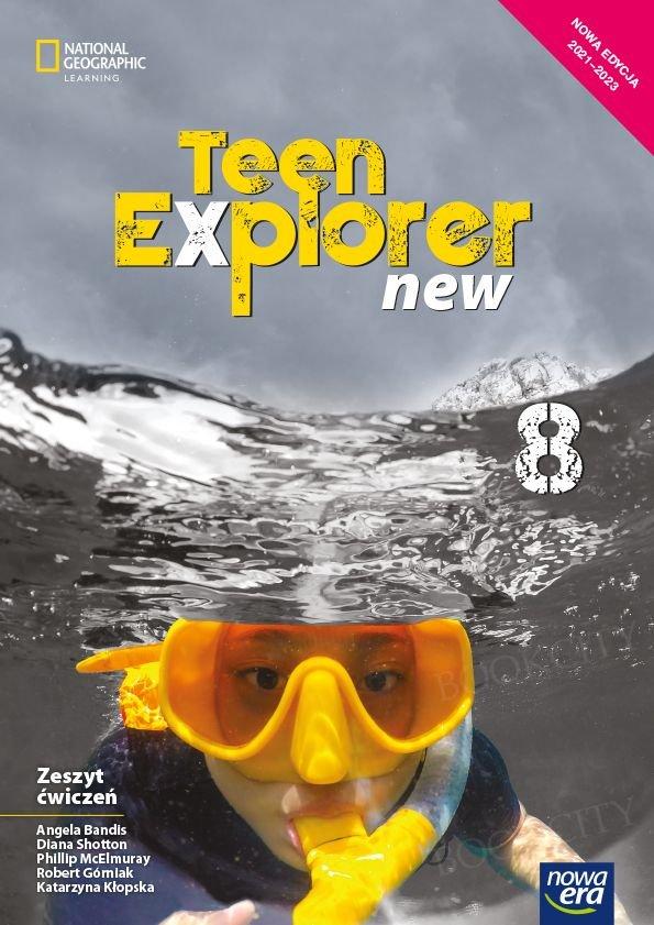 Teen Explorer klasa 8 Zeszyt ćwiczeń