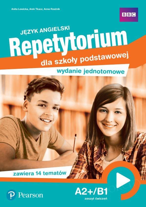 Repetytorium dla szkoły podstawowej. Wydanie jednotomowe - poziom A2+/B1 Zeszyt ćwiczeń z kodem (Interactive Workbook)